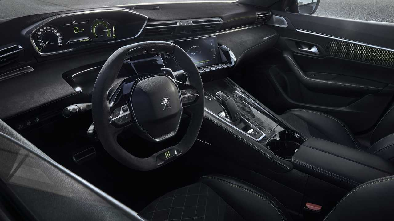 Concept 508 Peugeot Sport Engineered
