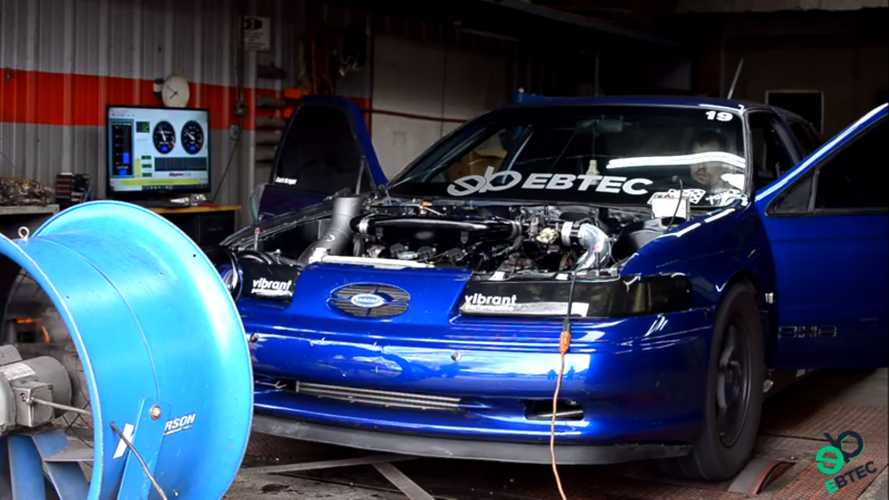 This Old Ford Taurus SHO Is More Powerful Than A Dodge Demon