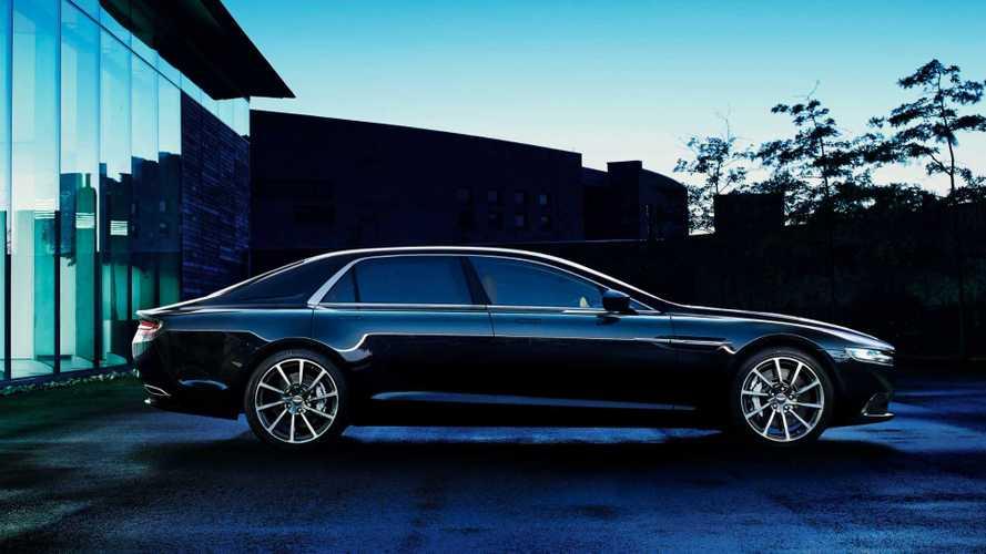 The $900K Aston Martin Lagonda Taraf Doomed To Obscurity