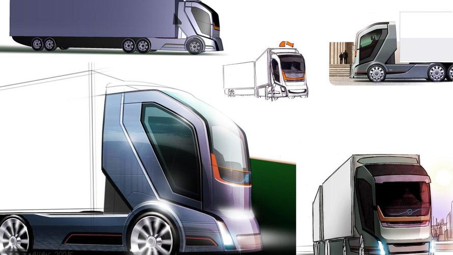 Volvo Concept Truck 2020 on schedule