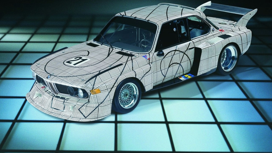 BMW Art Cars: First U.S. Venue in Worldwide Tour