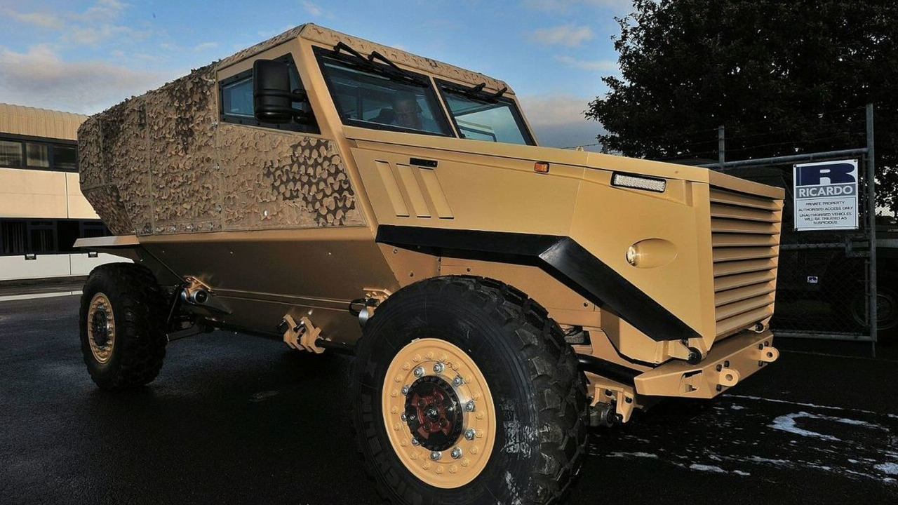 Ocelot: Next-Generation Defense Vehicle Concept