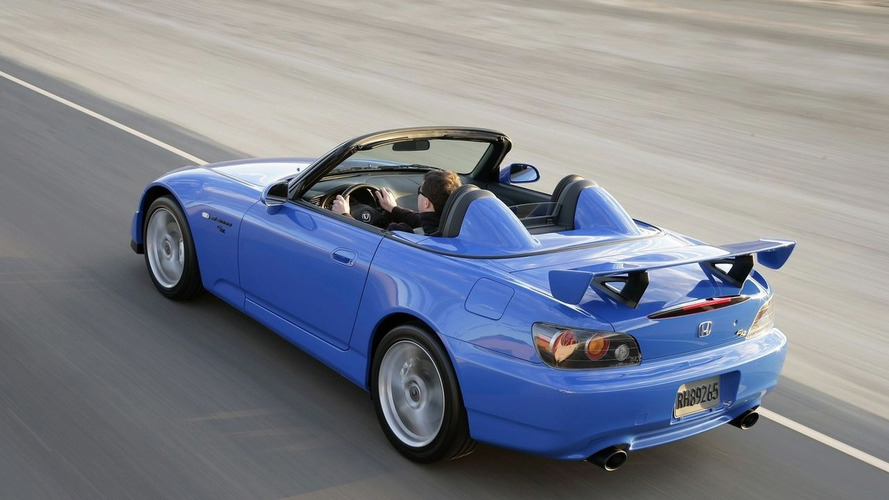 Honda Announces S2000 Production End in 2009