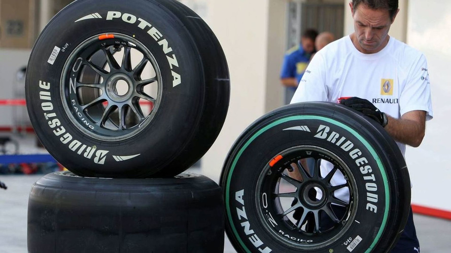 Bridgestone to keep green markings for 2010