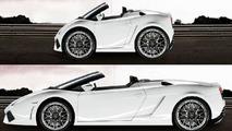 The supercar Shrinker - Lamborghini Gallardo