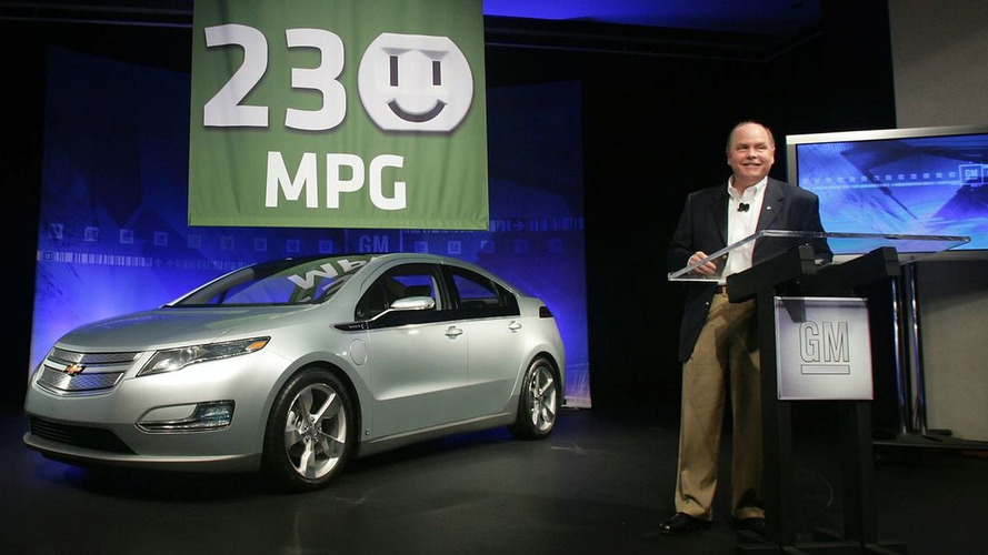 Chevy Volt's 230MPG estimate to be unachievable