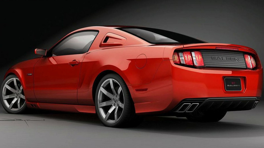 2010 Saleen S281 Mustang First Look