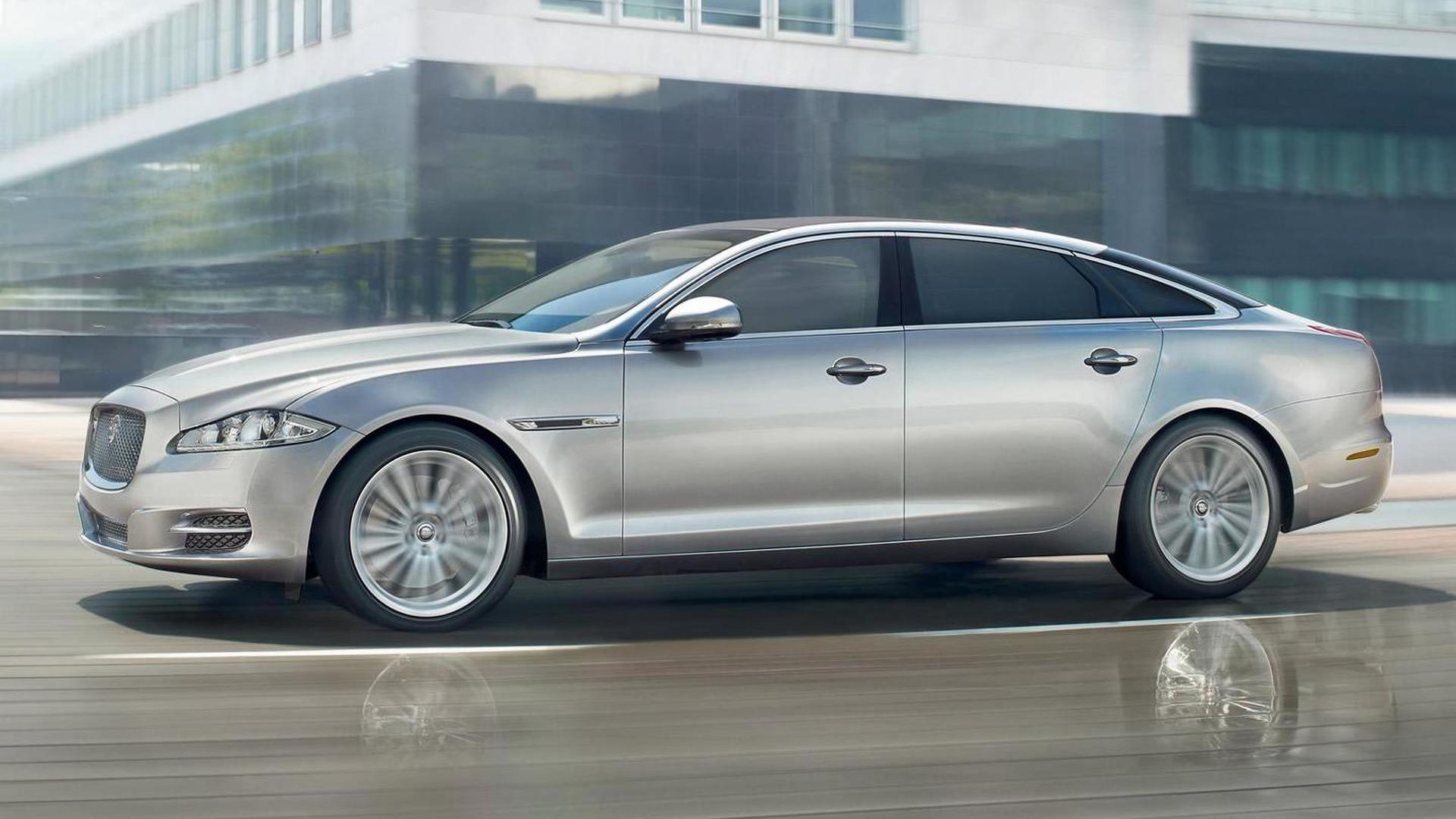 Jaguar Xj Sentinel Armored Vehicle Launched
