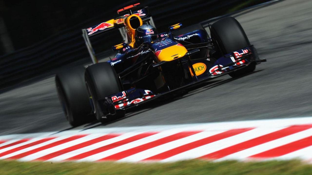 Sebastian Vettel (GER), Red Bull, qualifying, Italian Grand