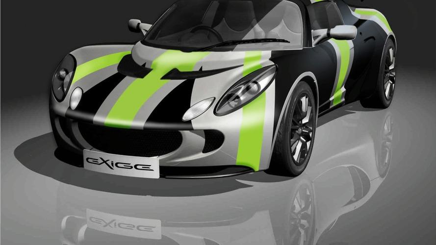 Lotus Exige EV by Ecotricity