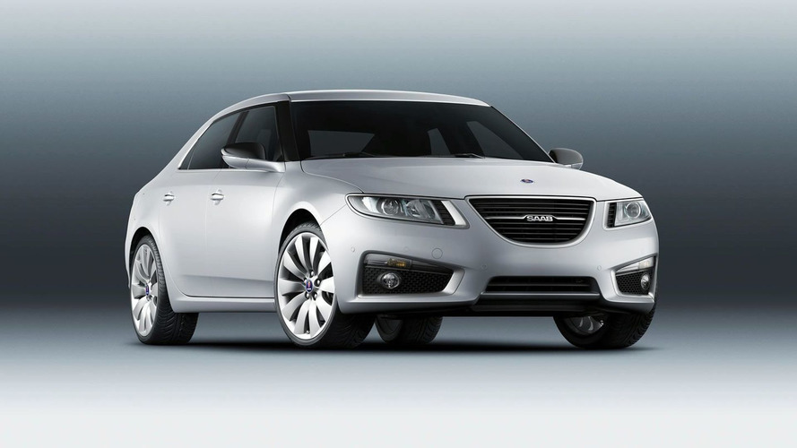 Official: 2010 Saab 9-5 Revealed