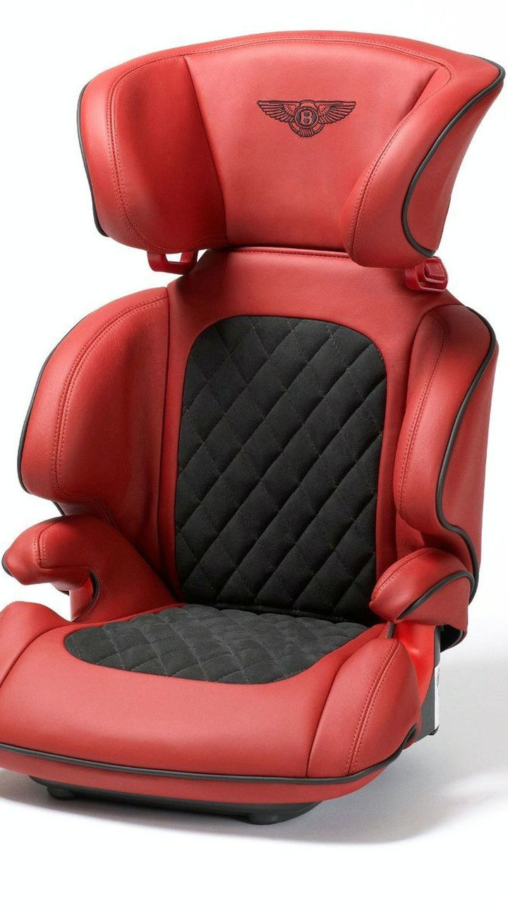 bentley child seat motor1 com photos