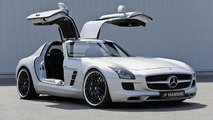 Hamann appearance package for Mercedes SLS AMG
