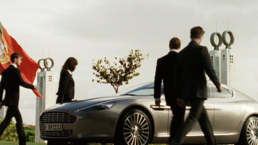 Aston Martin launches Rapide film series - True Power Should Be Shared - Part I [video]