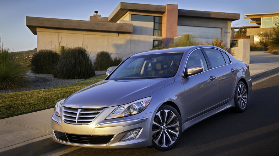 Hyundai faces 17.35M USD fine after delayed Genesis recall