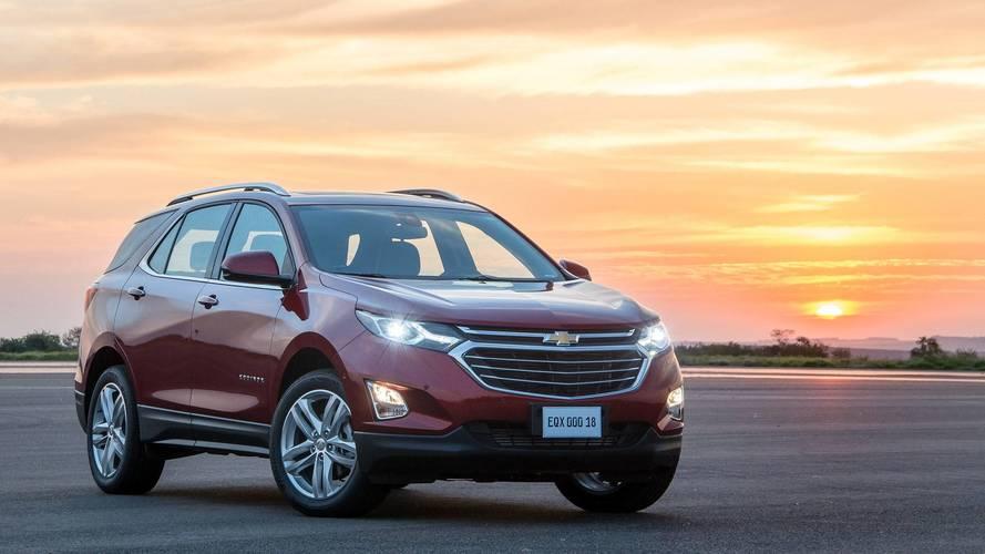 Bem-recebido no Brasil, Chevrolet Equinox conviverá com o Captiva na Argentina