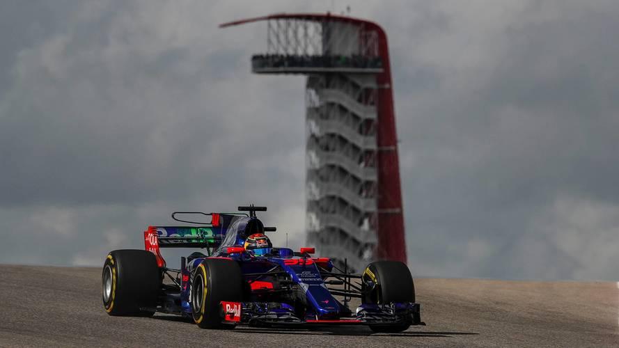 Clasificación GP USA F1 2017