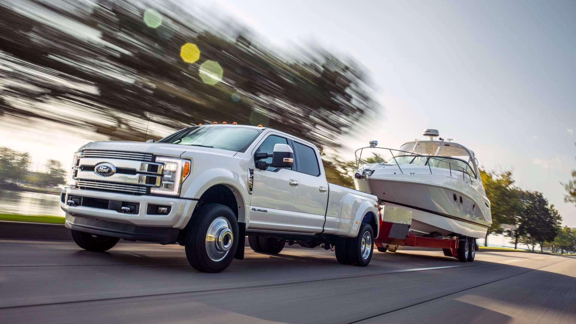 2018 Ford Super Duty >> 2018 Ford Super Duty Gets Engine Upgrade For Best In Class Power