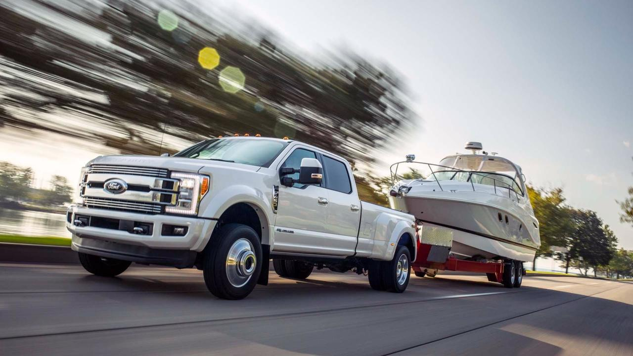 ford super duty  engine upgrade    class power