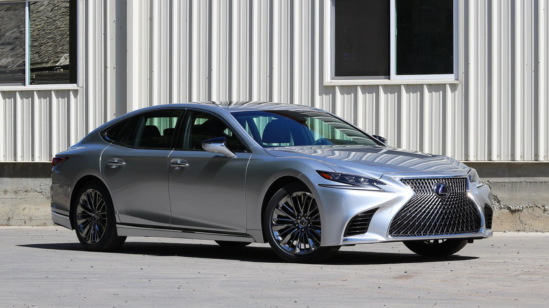 2018 Lexus Ls 500 First Drive Continuing To Evolve Luxury