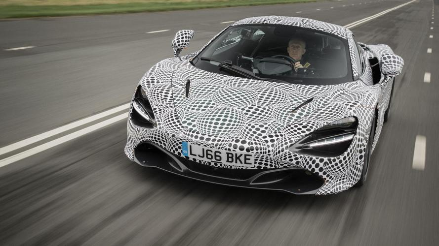 "McLaren BP23 Prototype Revealed, Will Be ""Fastest Ever McLaren"""