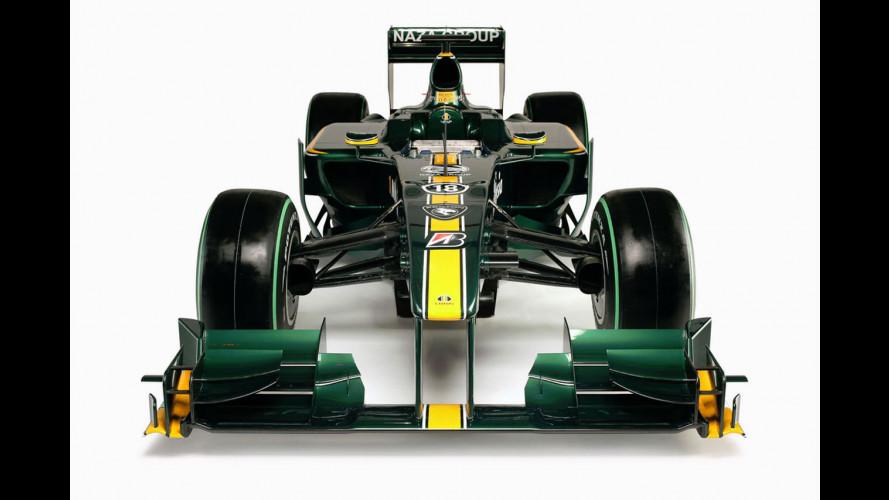 F1: Lotus T127-Cosworth
