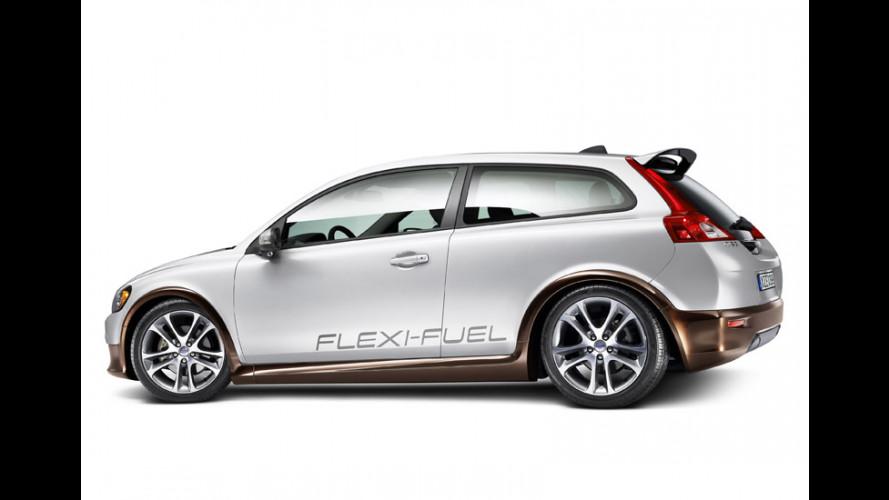 Volvo e il bioetanolo...