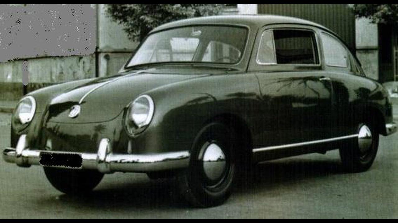 Prototipo Volkswagen Pinin Farina (1952)