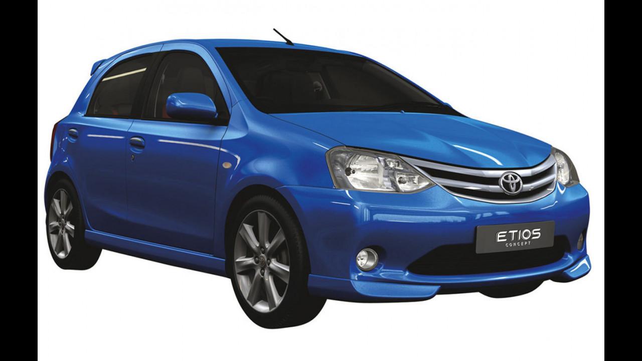 Toyota Etios Concept