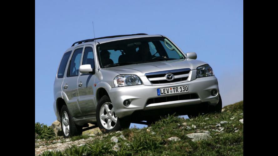 Mazda Tribute my2004