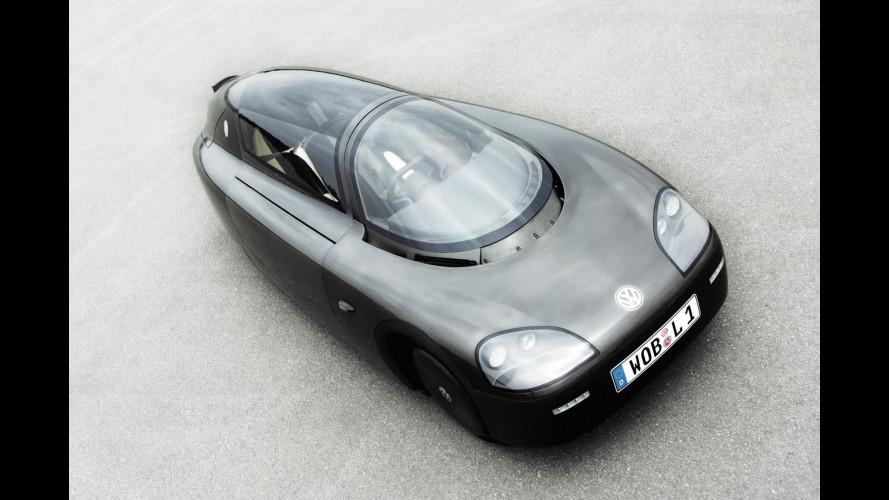 Pronta per il 2010 la Volkswagen da 1L per 100 km?