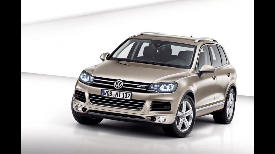 Nuova Volkswagen Touareg: i prezzi