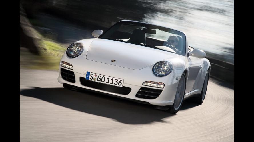 Porsche 911 Carrera 4 e Carrera 4S restyling