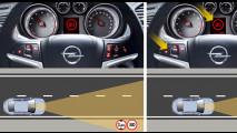 Opel Eye: il sistema che legge i segnali stradali