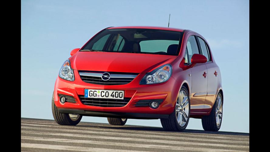 Nuova Opel Corsa 5 porte