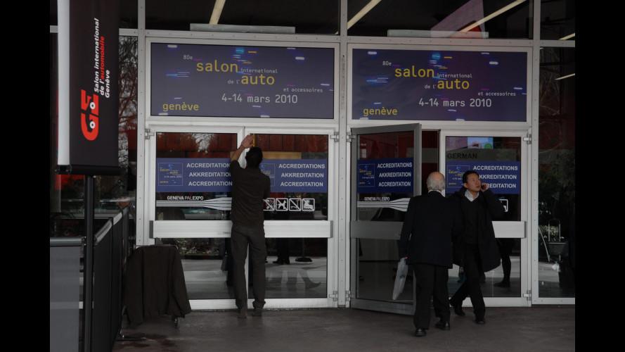 Salone di Ginevra 2010: il giorno prima
