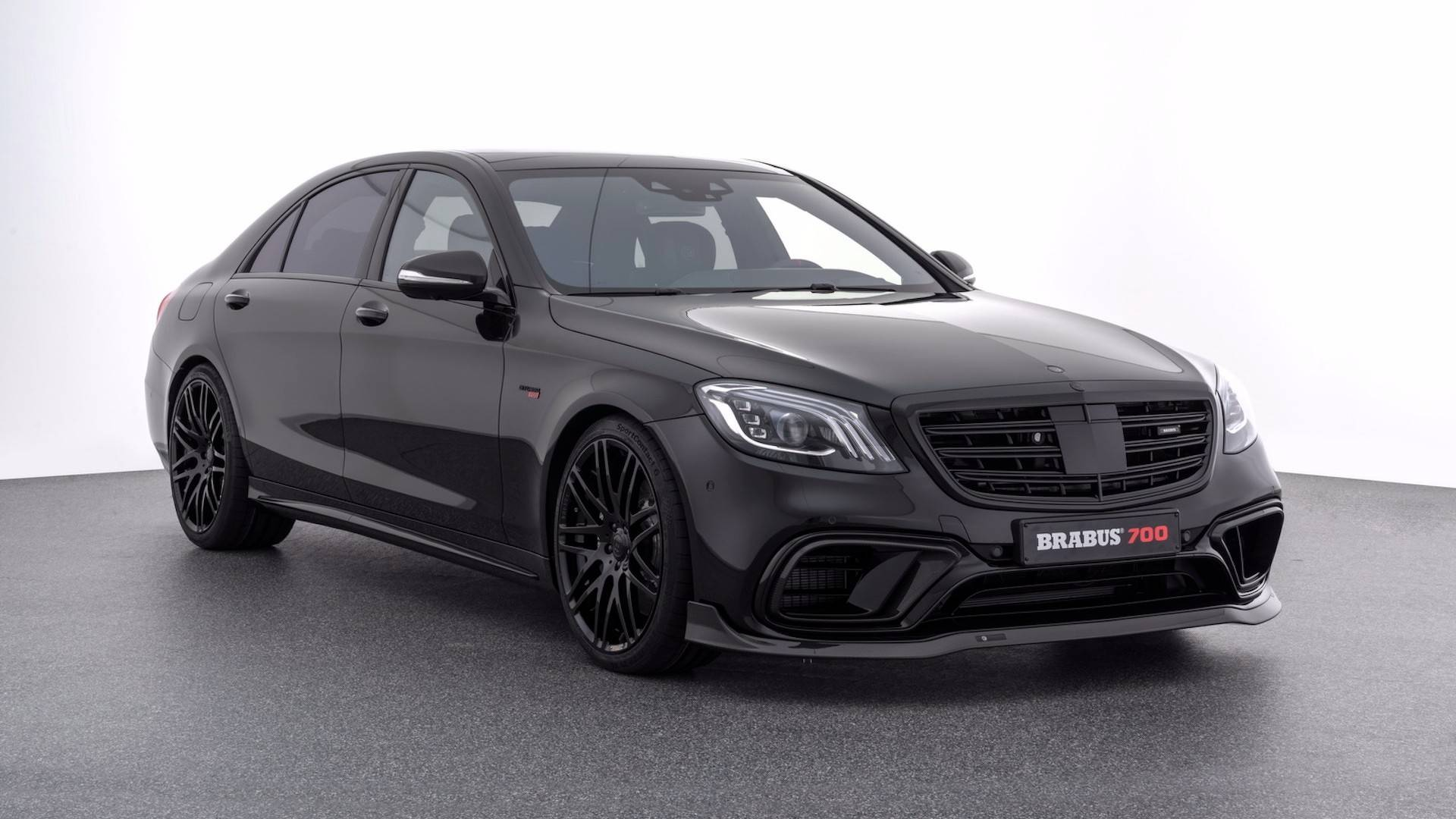 Brabus Mercedes AMG S63 Maybach S650 Dialed Up To 700 And 900 HP