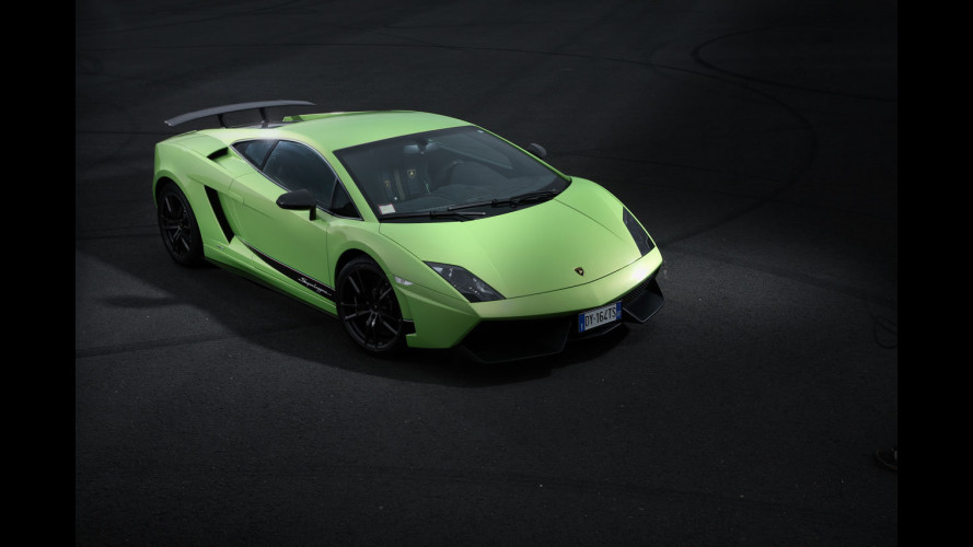 Lamborghini Gallardo LP 570-4 Superleggera: