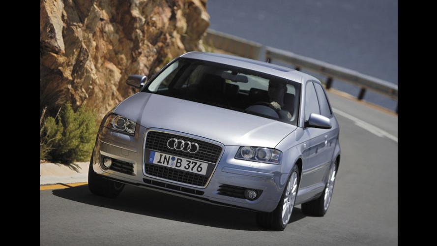 160 cv per il nuovo 1.8 TFSI di Audi A3