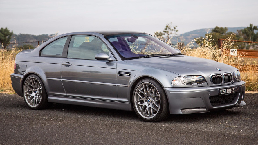 BMW M3 CSL Manual Conversion Kit Costs From $4,500