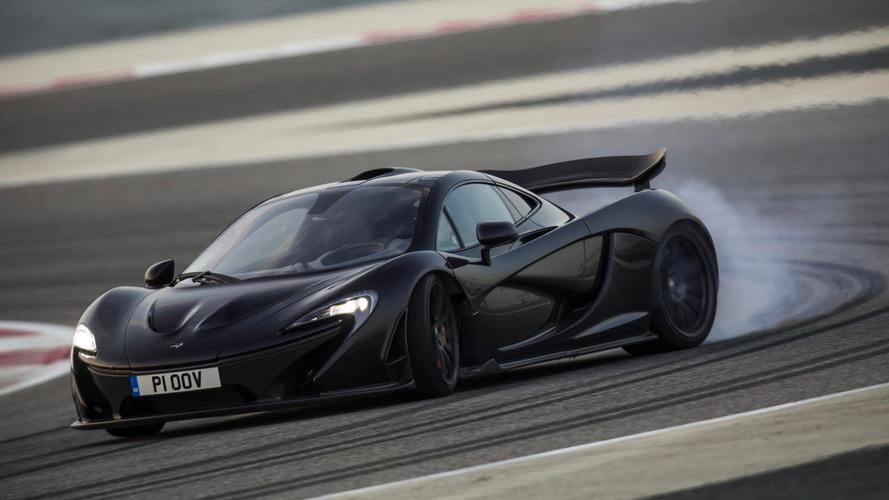 Happy 5th birthday to the McLaren P1