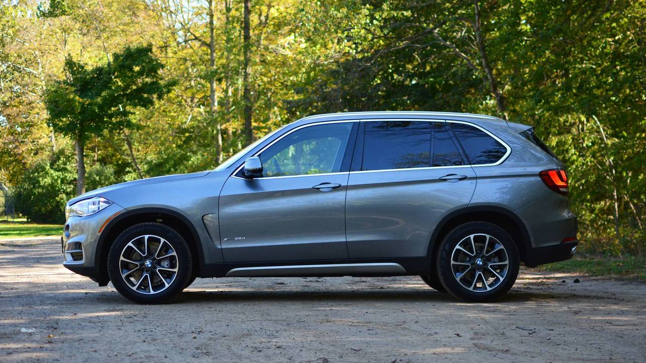 2017 Bmw X5 Xdrive35d Review