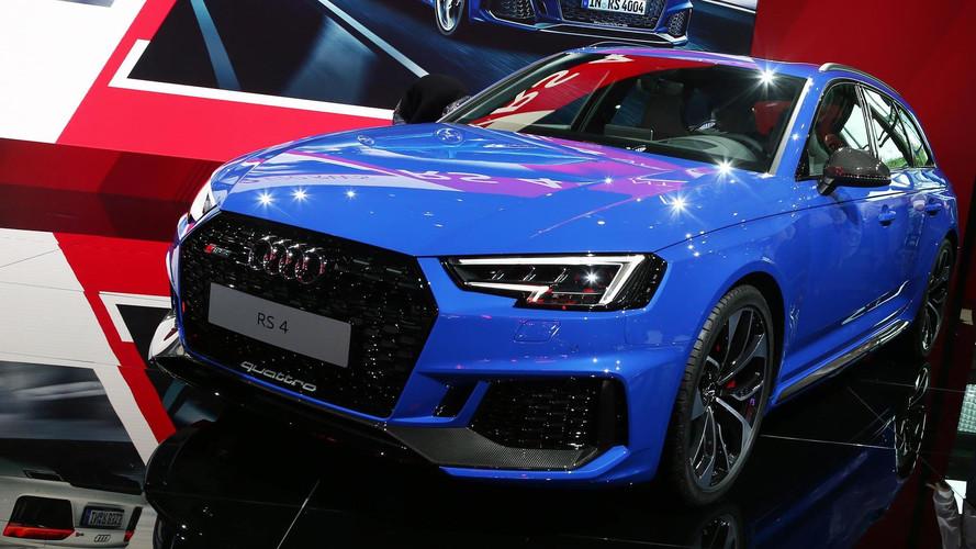 Novo Audi RS4 biturbo de 450 cv estará no Salão do Automóvel