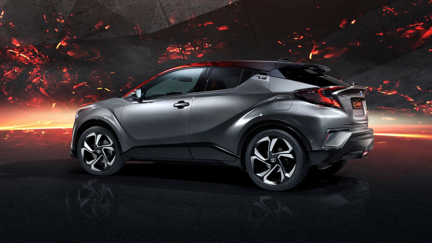 Toyota C-HR Hy-Power Concept official image