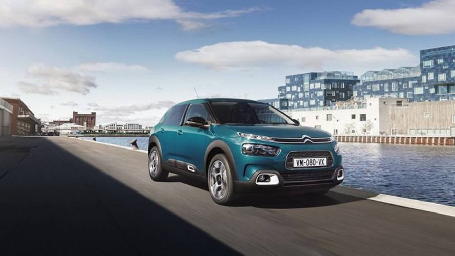 Citroen's quirky C4 Cactus refresh goes on sale