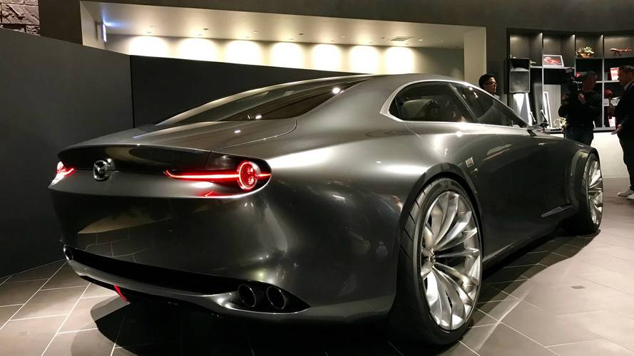 Mazda Vision Coupé Tokyo 2017