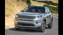 Jeep Compass: 24.900 Euro