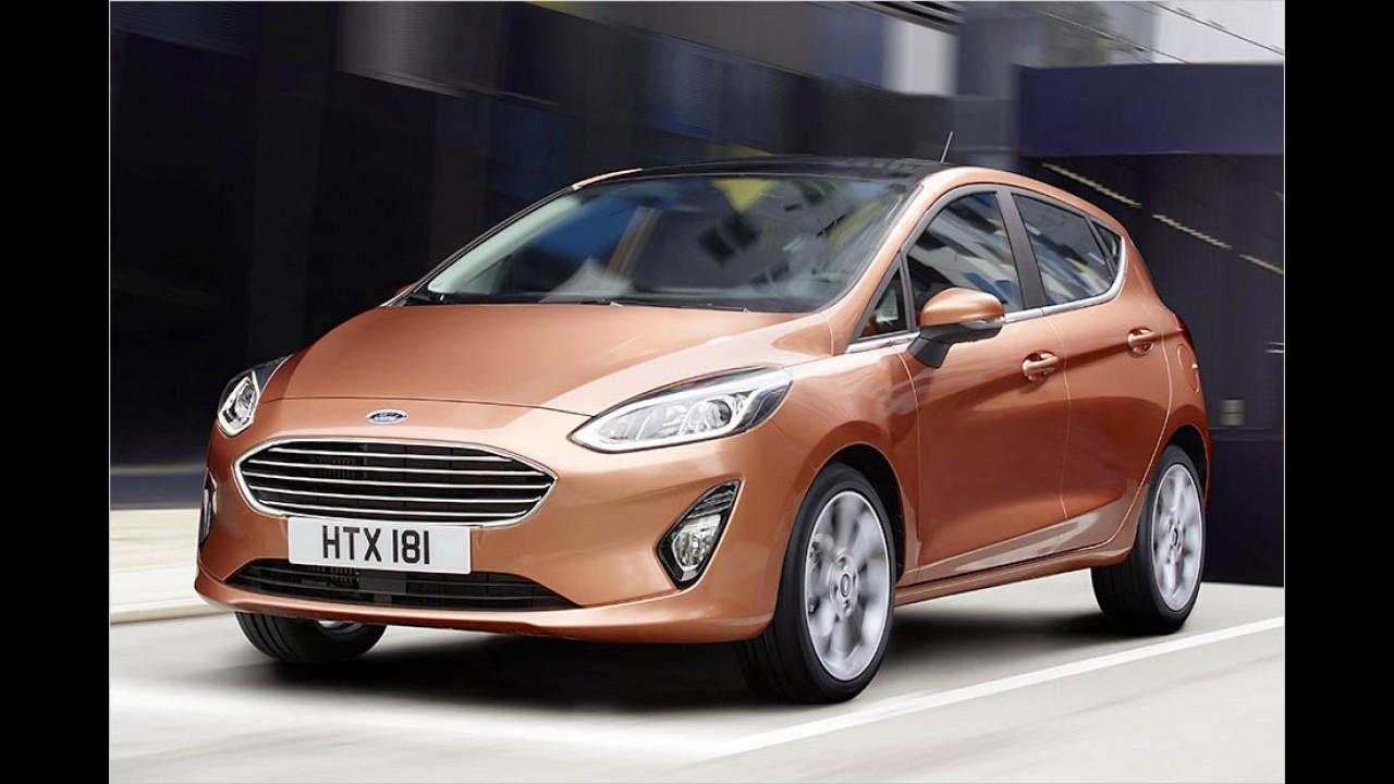 Ford Fiesta: 12.950 Euro