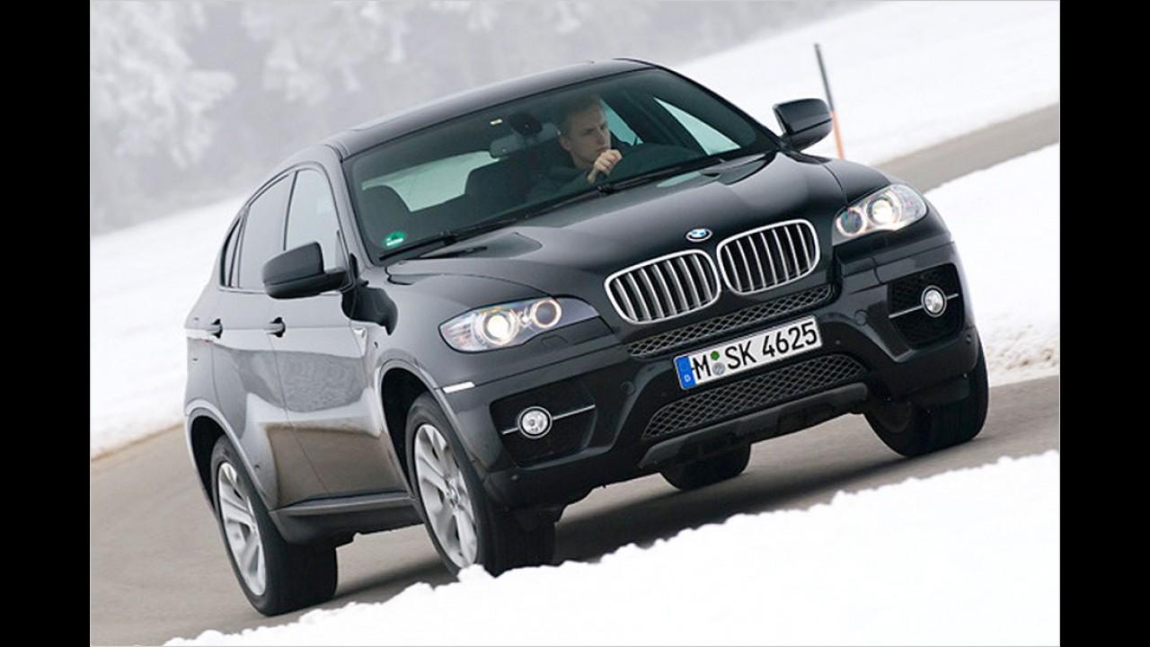 Platz 3: BMW X6 xDrive40d (E71)