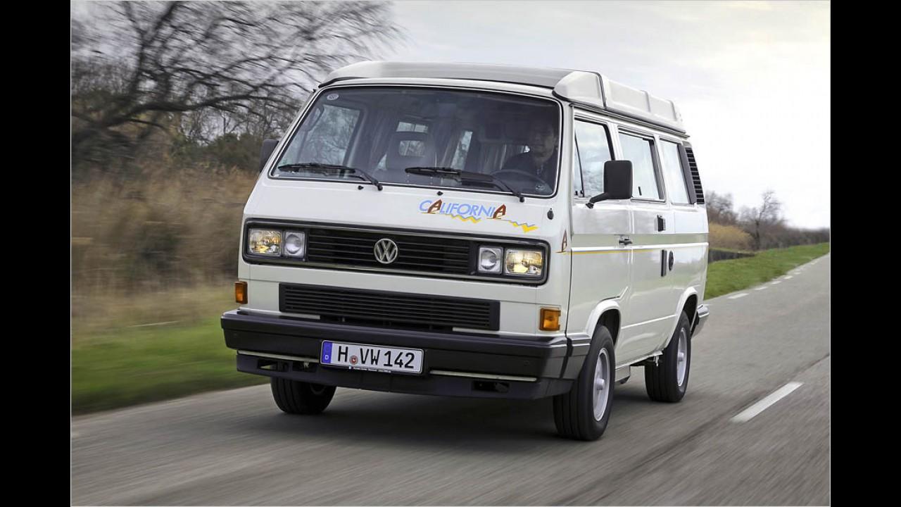 Platz 1: VW T3 (Bus/Transporter/Multivan)